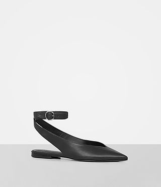 Women's Cory Shoe (Black) - Image 2