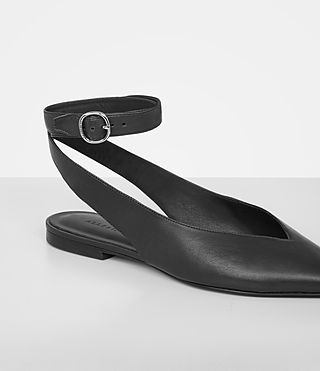 Women's Cory Shoe (Black) - Image 3