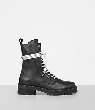 Women's Cony Boot (Black) -