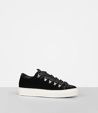 Women's Bailey Sneaker (Black) - Image 3