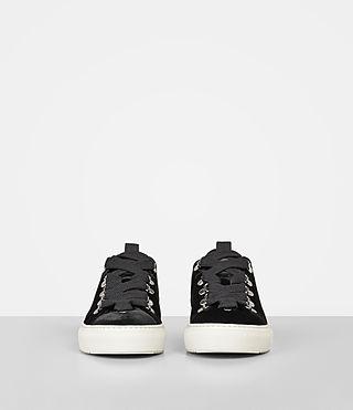 Women's Bailey Sneaker (Black) - Image 4