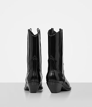 Womens Evi Boot (Black) - product_image_alt_text_5