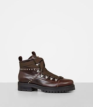 Womens Sherrin Studded (Chestnut) - product_image_alt_text_3