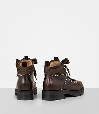 Womens Sherrin Studded (Chestnut) - product_image_alt_text_5
