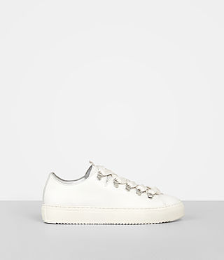 Women's Bailey Sneaker (Off White) - Image 1