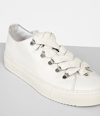 Womens Bailey Sneaker (Off White) - Image 2