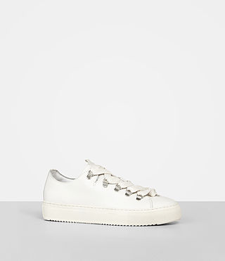 Women's Bailey Sneaker (Off White) - Image 3
