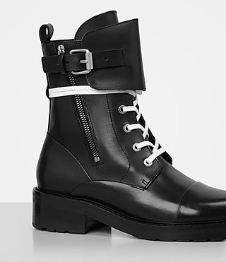 Womens Daria Boot (Black) - Image 2