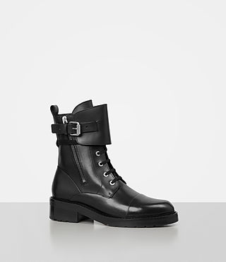 Womens Daria Boot (Black) - Image 3