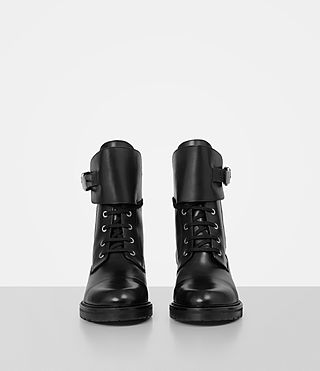 Womens Daria Boot (Black) - Image 4