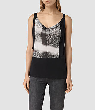 Womens Twilight Carli Tank (Black)