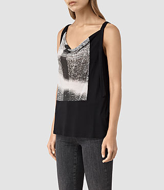 Mujer Camiseta Twilight Carli (Black) - product_image_alt_text_3