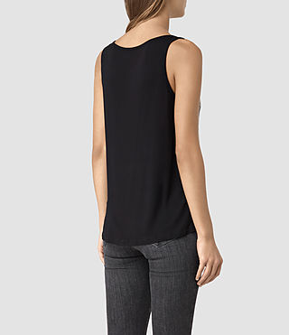 Mujer Camiseta Twilight Carli (Black) - product_image_alt_text_4
