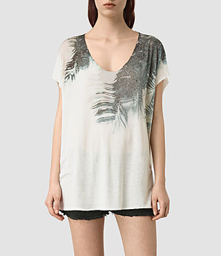 Women's Guinea Ole Tee (Chalk White)
