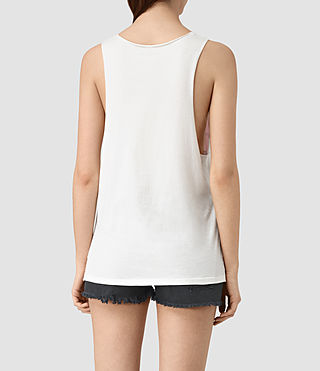 Damen Limits Noah Vest (Chalk White) - product_image_alt_text_4