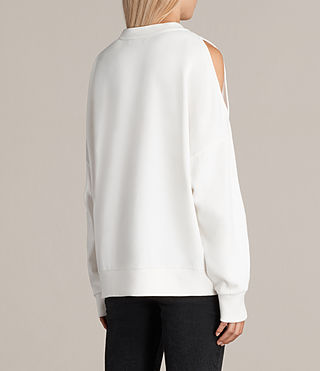 Mujer Spectrum Unai Sweat (Chalk) - product_image_alt_text_3