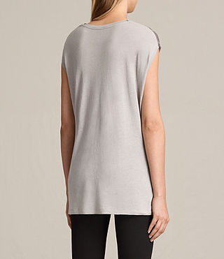 Donne T-shirt Turan Brooke (Grey Marl) - product_image_alt_text_3