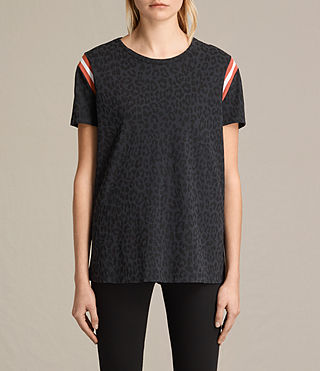 Women's Prowl Ley Tee (Black) -