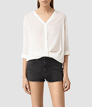 Damen Wairyn Shirt (Chalk White)
