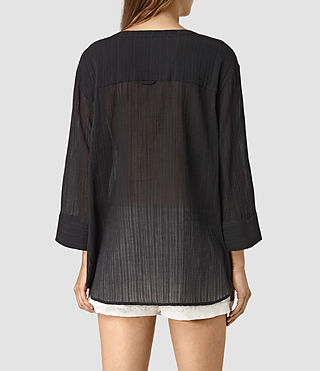 Damen Wairyn Shirt (Black) - product_image_alt_text_5