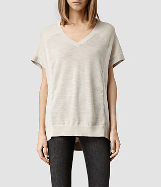 Womens Calvo Top (Mist)