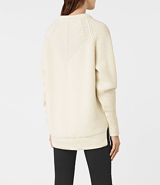 Mujer Patty Jumper (Chalk White) - product_image_alt_text_5