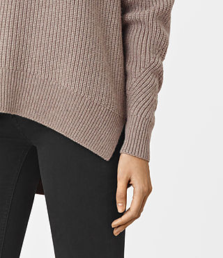Mujer Patty Sweater (LUNAR GREY) - product_image_alt_text_2