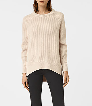 Womens Patty Sweater (QUARTZ PINK MARL)