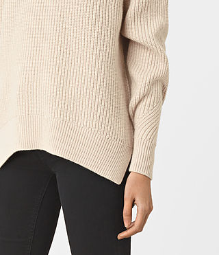 Womens Patty Sweater (QUARTZ PINK MARL) - product_image_alt_text_2