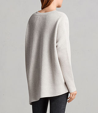 Women's Able Laced Jumper (PORCELAIN WHITE) - Image 5