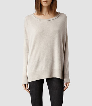 Womens Char Sweater (Mist)
