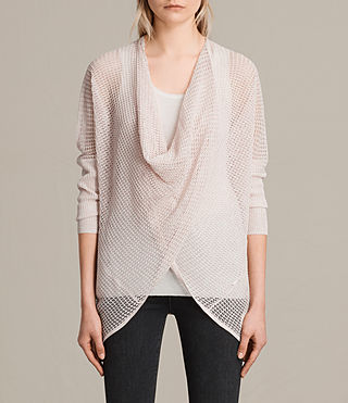 Mujer Itat Levita Shrug (CHAMPAGNE PINK) - product_image_alt_text_1