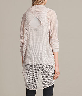 Women's Itat Levita Shrug (CHAMPAGNE PINK) - product_image_alt_text_4