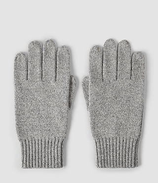 Womens Walkon Gloves (Grey Marl)