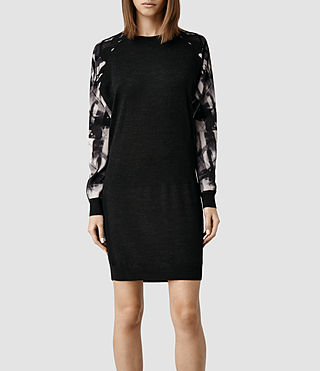 Womens Rehearsal Knit Dress (Rehearsal)