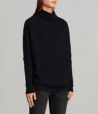 Women's Ridley Jumper (Ink Blue) - Image 3