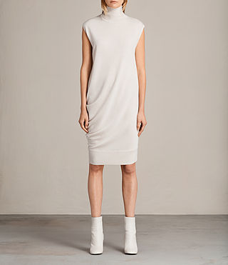 robe demi sleeveless