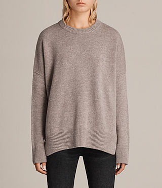 dasha crew sweater