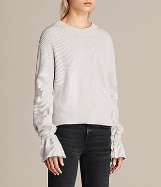 Mujer Jersey Eloise (PEARL GREY) - product_image_alt_text_3
