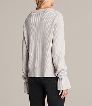 Mujer Jersey Eloise (PEARL GREY) - product_image_alt_text_4