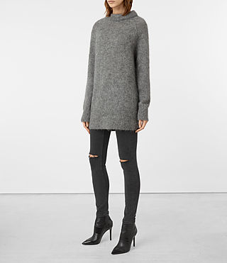 Donne Quant Jumper (Light Grey) - product_image_alt_text_3