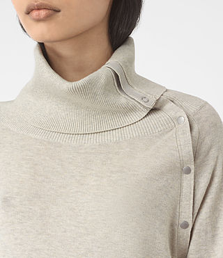 Womens Erin Sweater (MIST GREY) - product_image_alt_text_3