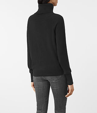 Donne Erin Jumper (Black) - product_image_alt_text_4