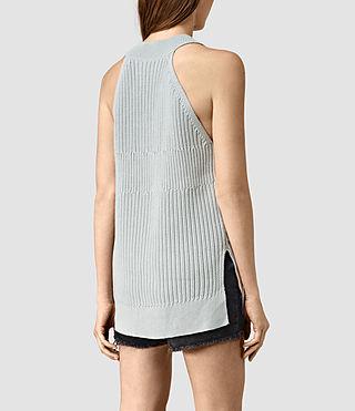 Damen Manson Vest (Light Blue) - product_image_alt_text_3