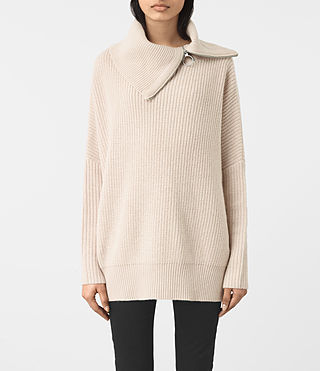 Womens Dano Sweater (Quartz) - product_image_alt_text_1