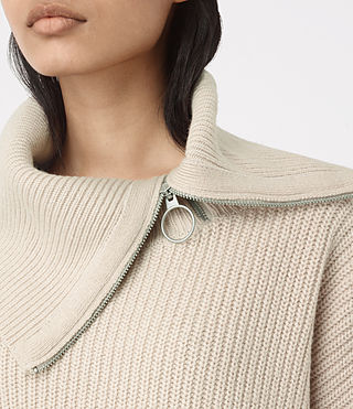 Womens Dano Sweater (Quartz) - product_image_alt_text_2
