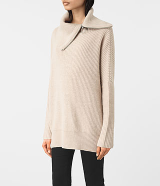 Womens Dano Sweater (Quartz) - product_image_alt_text_3
