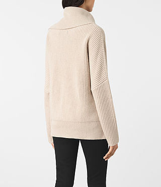 Womens Dano Sweater (Quartz) - product_image_alt_text_4