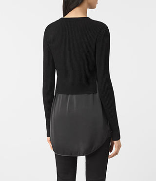 Donne Kowlo Jumper (Black) - product_image_alt_text_3