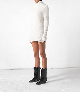 Femmes Pull Satellite (CREAM WHITE) - product_image_alt_text_3